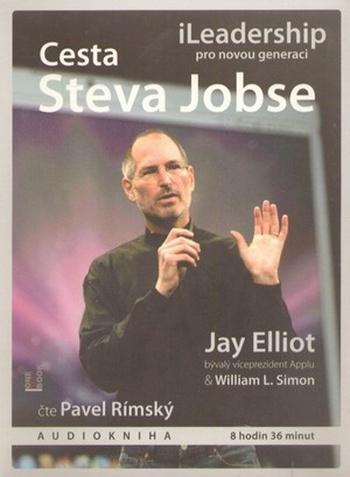 Cesta Steva Jobse - CD MP3 (audiokniha)
