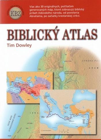 Biblický atlas