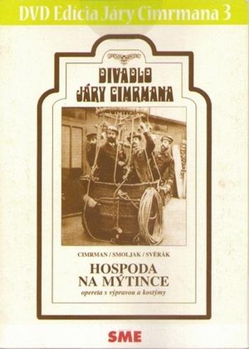 Divadlo Járy Cimrmana 3 - Hospoda na mýtince - DVD