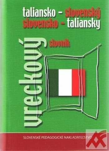 Taliansko-slovenský / slovensko-taliansky vreckový slovník