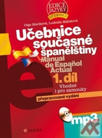 Učebnice současné španělštiny 1. + MP3