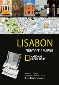 Lisabon. Průvodce s mapou National Geographic