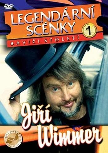Legendární scénky 1 - DVD
