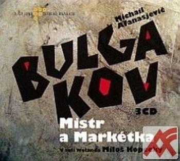 Mistr a Markétka - CD (audiokniha)