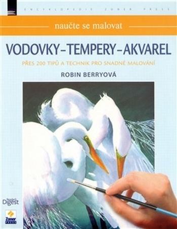 Naučte se malovat - Vodovky - Tempery - Akvarel