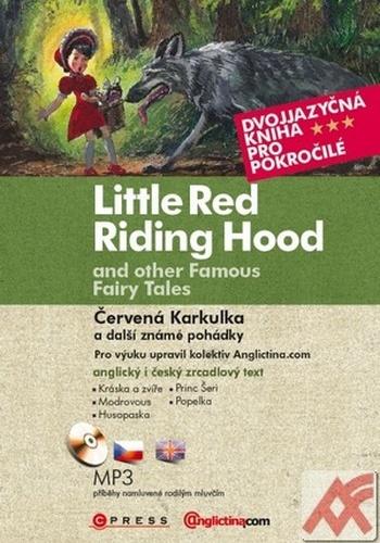 Červená Karkulka / Little Red Riding Hood + MP3 CD