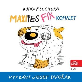 Maxipes Fík (audiokniha) - 3 CD