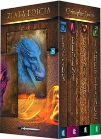 Odkaz Dračích jazdcov (Eragon, Eldest, Brisingr, Inheritance)
