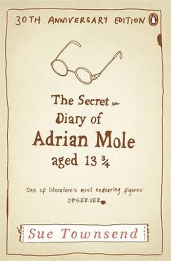 The Secret Diary of Adrian Mole. Aged 13 3/4