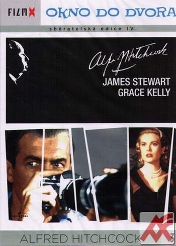 Okno do dvora - DVD (Film X IV.)