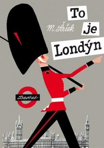 To je Londýn (české vydanie)