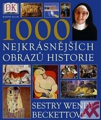 1000 nejkrásnějších obrazů historie