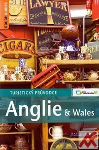 Anglie & Wales - Rough Guide