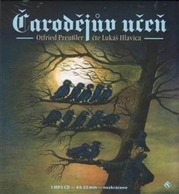 Čarodějův učeň - MP3 CD (audiokniha)
