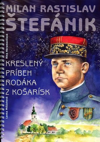 Milan Rastislav Štefánik (komiks)