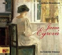 Jana Eyrová - MP3 CD (audiokniha)