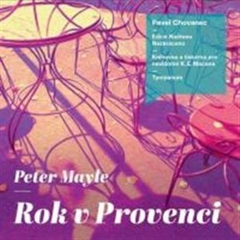 Rok v Provenci - CD (audiokniha)
