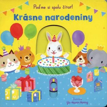 Krásne narodeniny - Poďme si spolu čítať!
