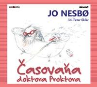 Časovaňa doktora Proktora - CD (audiokniha)