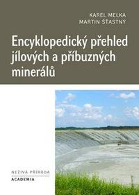 Encyklopedický přehled jílových a příbuzných minerálů