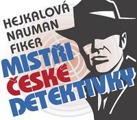 Mistři české detektivky - 3CD MP3 (audiokniha)