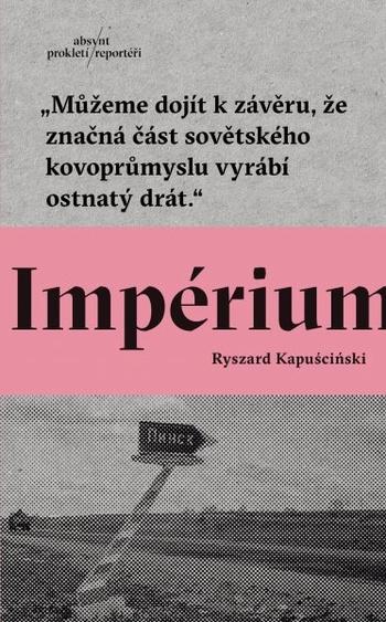 Impérium (české vydanie)
