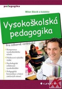 Vysokoškolská pedagogika. Pro odborné vzdělávání