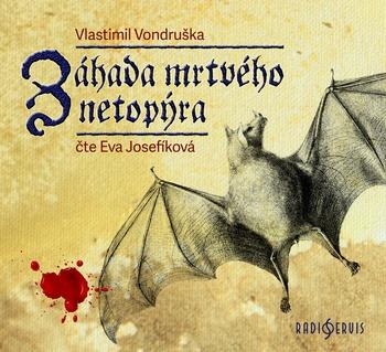Záhada mrtvého netopýra - CD MP3 (audiokniha)