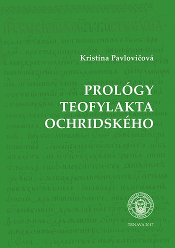 Prológy Teofylakta Ochridského