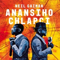 Anansiho chlapci - CD MP3 (audiokniha)