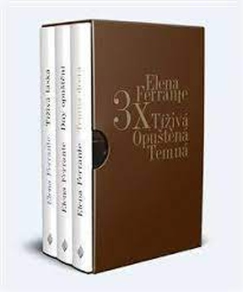 3x Elena Ferrante