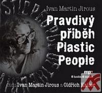 Pravdivý příběh Plastic People - MP3 (audiokniha)