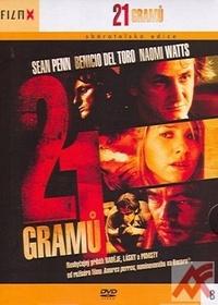 21 gramů - DVD (Film X I.)