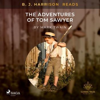 B. J. Harrison Reads The Adventures of Tom Sawyer (EN)