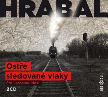 Ostře sledované vlaky - 2 CD (audiokniha) (Radioservis)