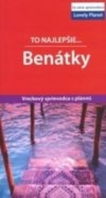 To najlepšie... Benátky - Vreckový sprievodca s plánmi