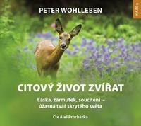 Citový život zvířat - CD MP3 (audiokniha)