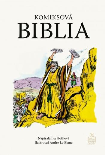 Komiksová Biblia