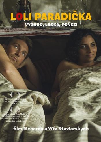 Loli paradička - DVD