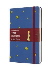 Malý princ denní diář Moleskine 2019 L