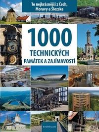 1000 technických památek a zajímavostí