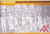 Czech Made? Výstava komiksů o práci cizinců