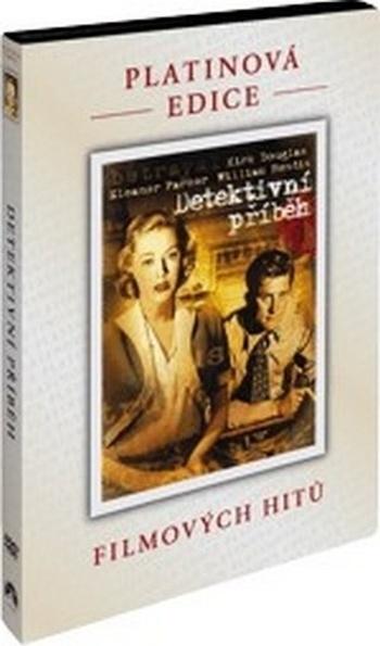 Detektivní příběh - DVD