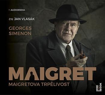 Maigretova trpělivost - CD MP3 (audiokniha)