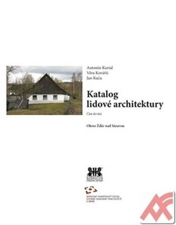 Katalog lidové architektury. Část devátá / Okres Žďár nad Sázavou