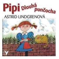 Pipi Dlouhá punčocha - CD (audiokniha)