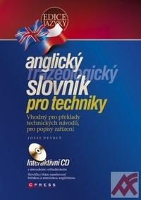 Anglický frazeologický slovník pro techniky + audio CD