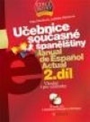 Učebnice současné španělštiny 2. + 3 audio CD