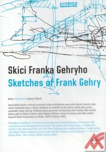 Skici Franka Gehryho - DVD