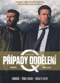 Případy oddělení Q - 3 DVD